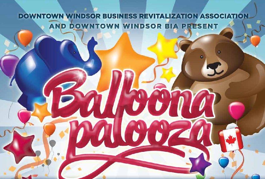 ballonapalooza, ballon, ballon a polooza